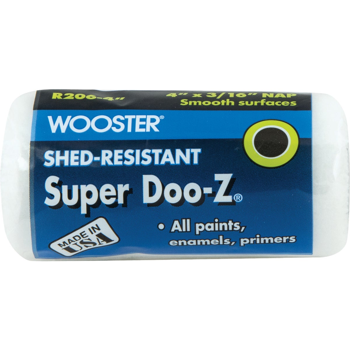 4X3/16 ROLLER COVER - R206-4 by Wooster Brush Co