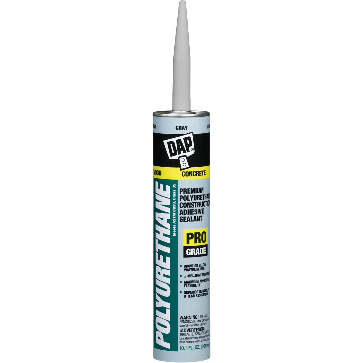 GRY POLYURETHANE SEALANT - 18814 by Dap Inc