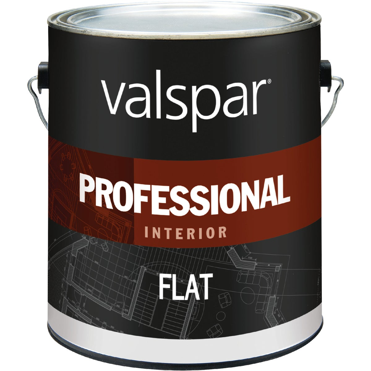 INT FLAT MED BASE PAINT - 045.0011612.007 by Valspar Corp