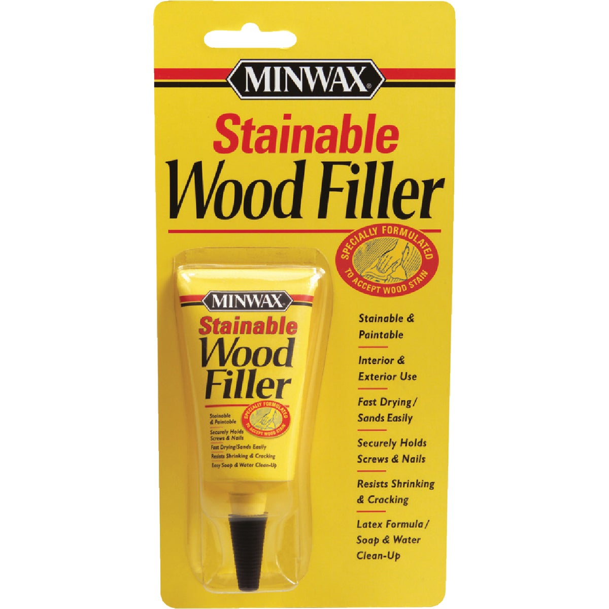 1OZ STAINBLE WOOD FILLER - 42851 by Minwax Company