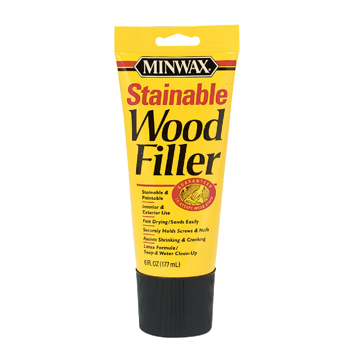 6OZ STAINBLE WOOD FILLER