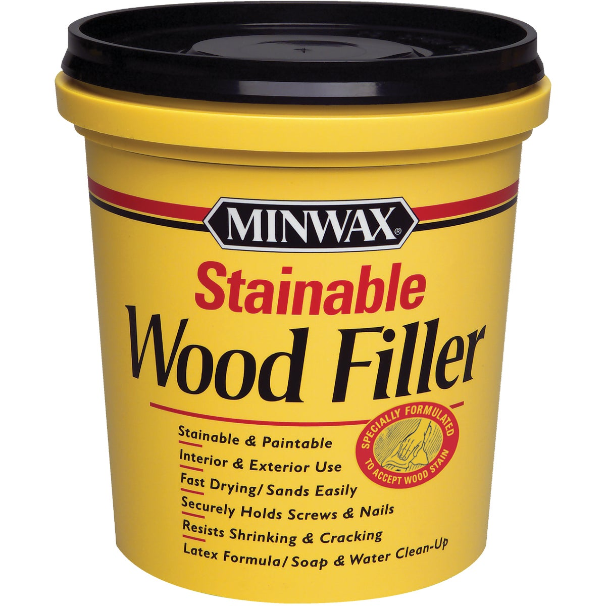 16OZ STAINABLE WD FILLER - 42853 by Minwax Company