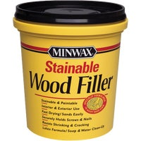 Minwax 16OZ STAINABLE WD FILLER 42853