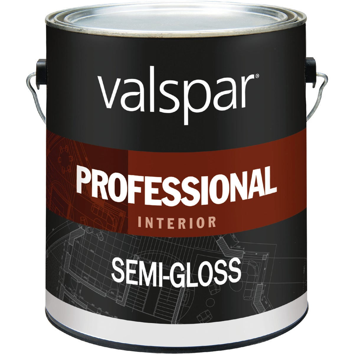 INT S/G MED BASE PAINT - 045.0011912.007 by Valspar Corp