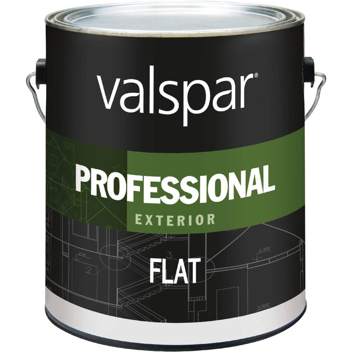 EXT FLAT NEUTRAL PAINT - 045.0012614.007 by Valspar Corp