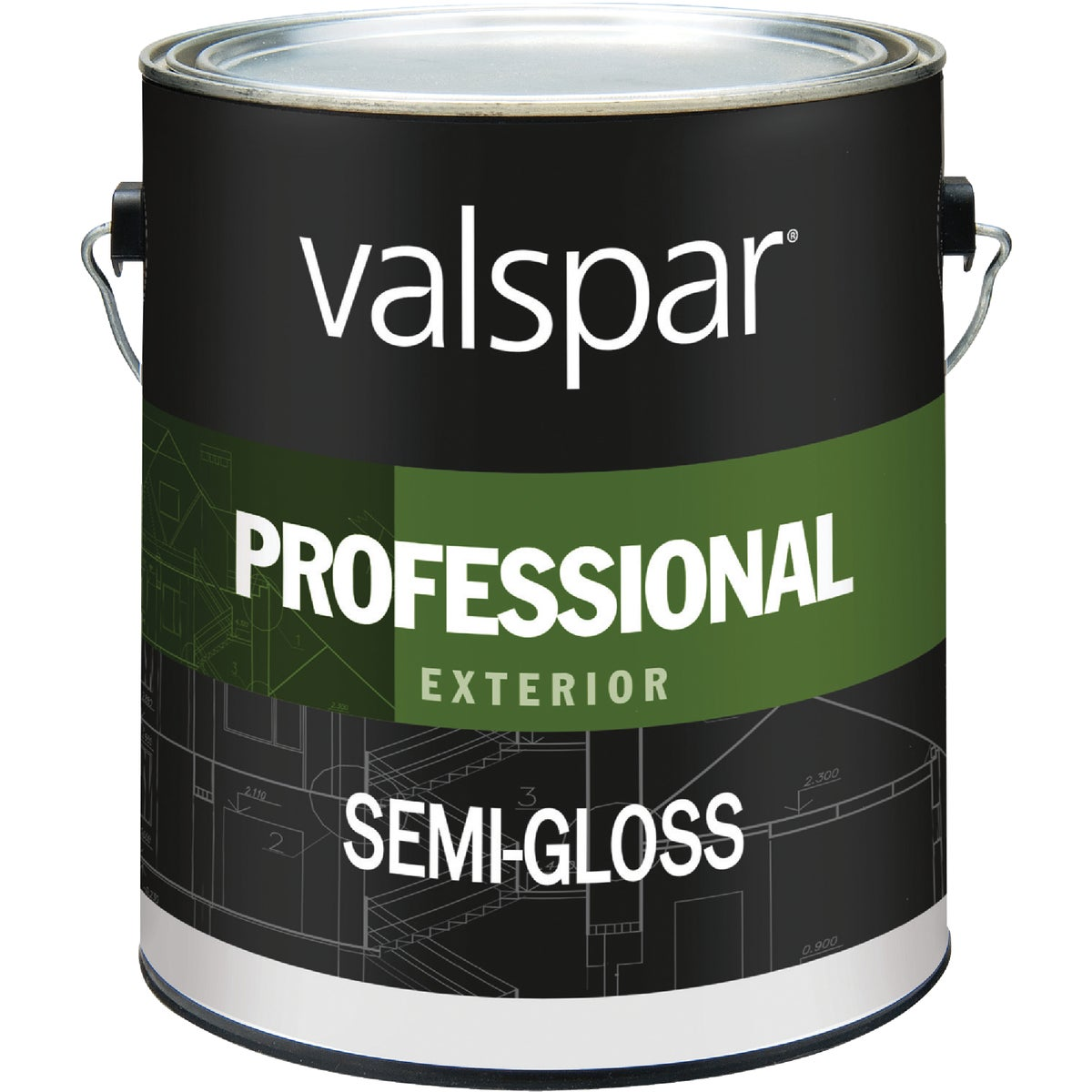 EXT S/G LIGHT BASE PAINT - 045.0012911.007 by Valspar Corp