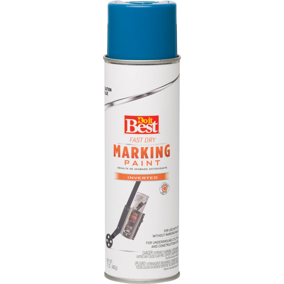 CAUT BLUE MARKING PAINT - 4004 by Rustoleum