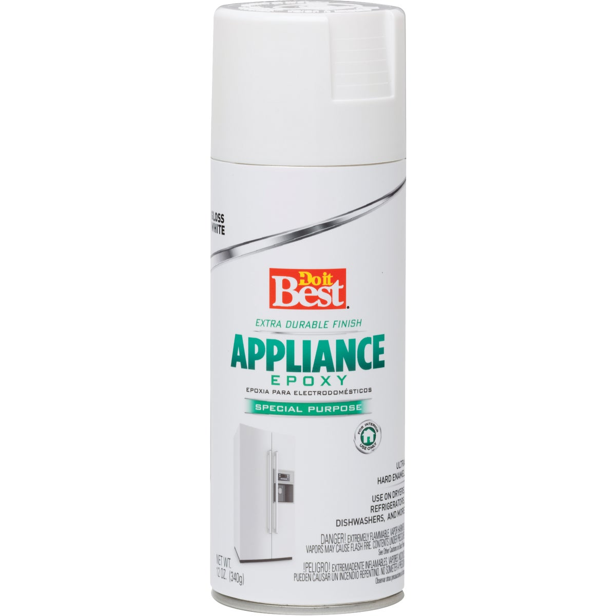 WHITE APPLIANCE ENAMEL - 3009 by Rustoleum