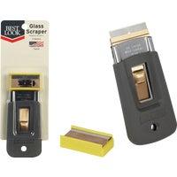Warner Mfg Co SOFTGRIP SCRAPER W/BLADE 10621