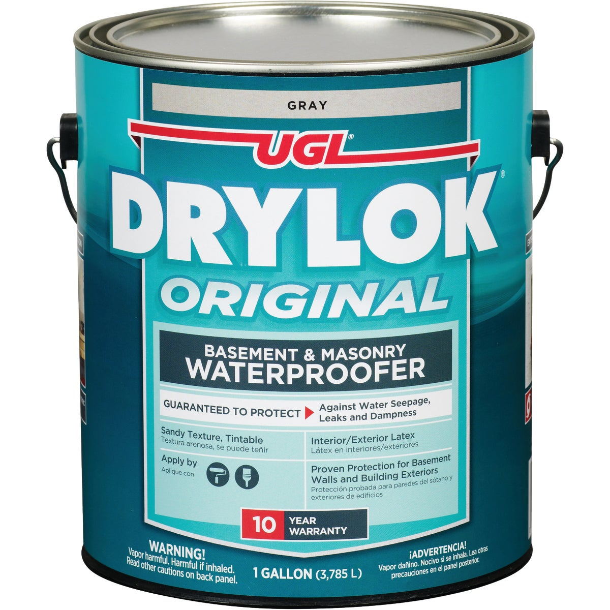 GRY MASONRY WATERPROOFER - 27613 by United Gilsonite Lab