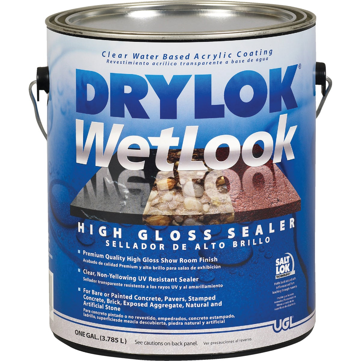 DRYLOK LTX HI-GLS SEALER - 28913 by United Gilsonite Lab