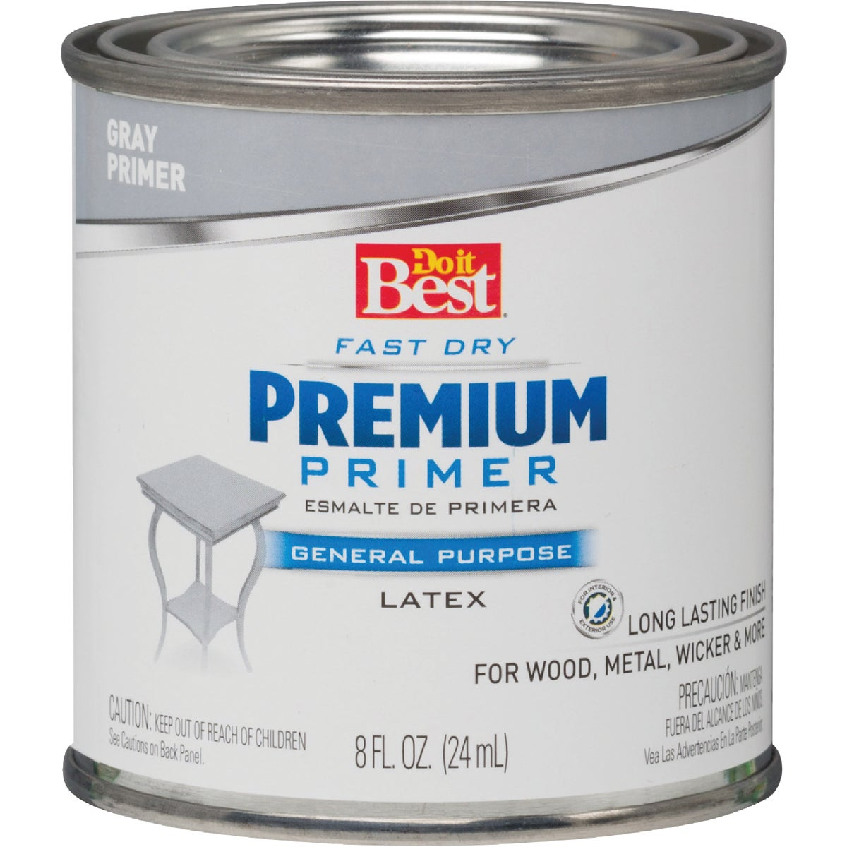GRAY LATEX PRIMER - 2131 by Rustoleum