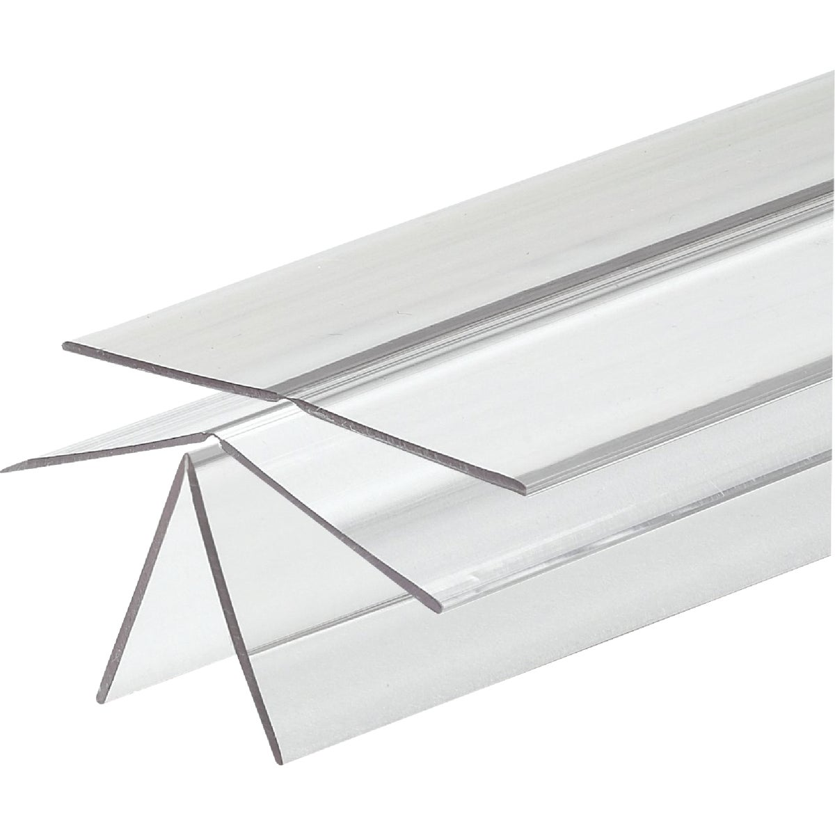 4' CLR UNIV CORNERGUARD - U4100SS by Wall Protex