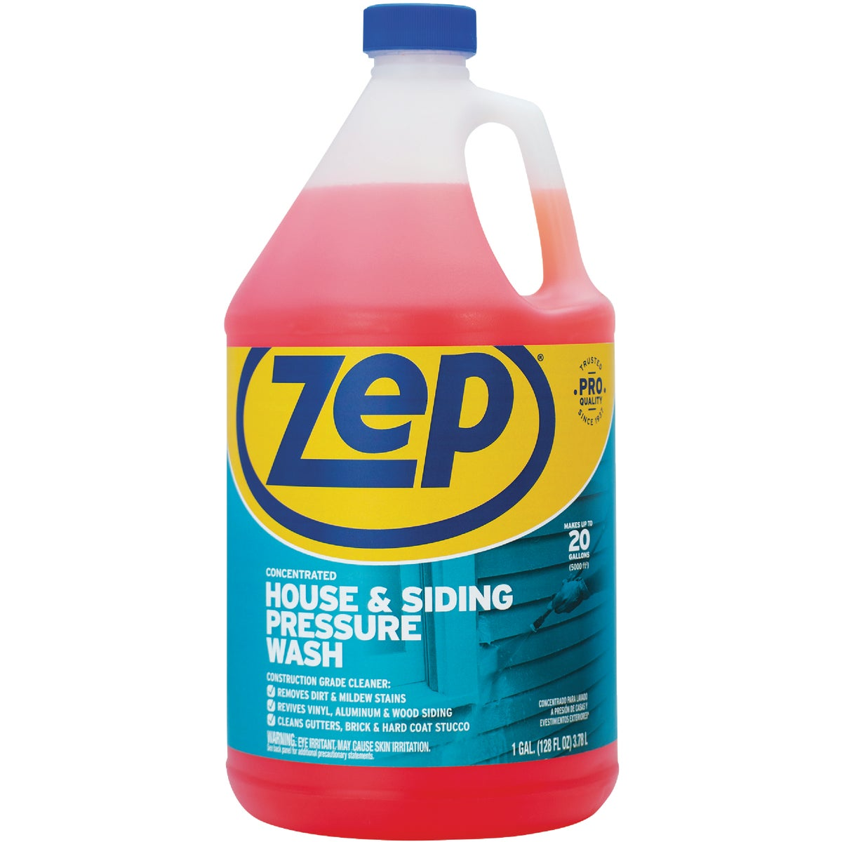 HOUSE AND SIDING WASH - HS01/4 by Supreme Chemicals