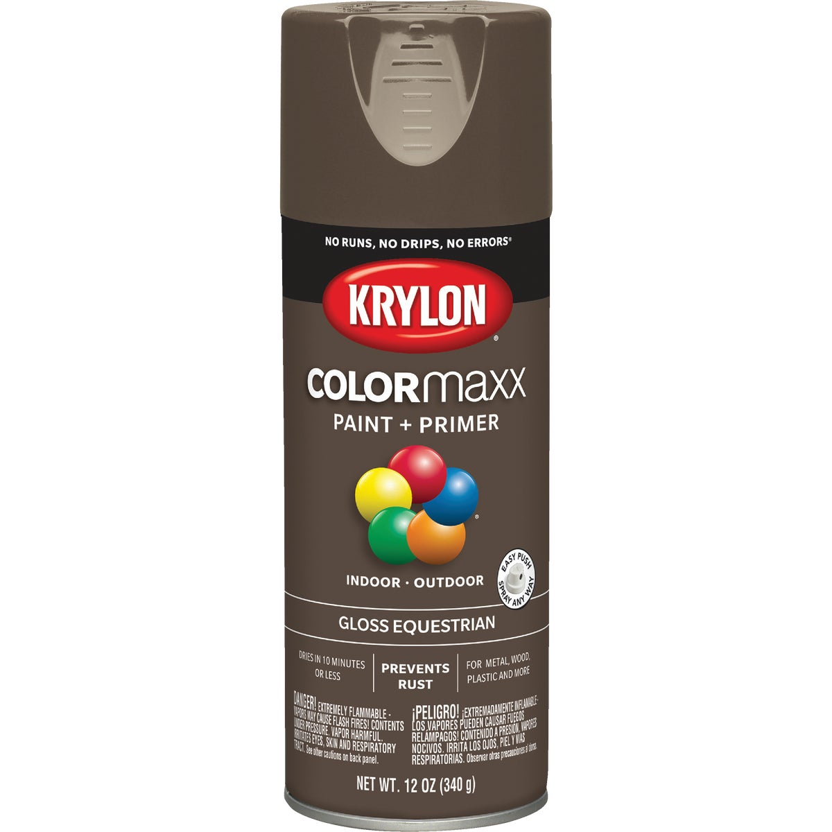 GLS EQUESTRN SPRAY PAINT - 53553 by Krylon/consumer Div