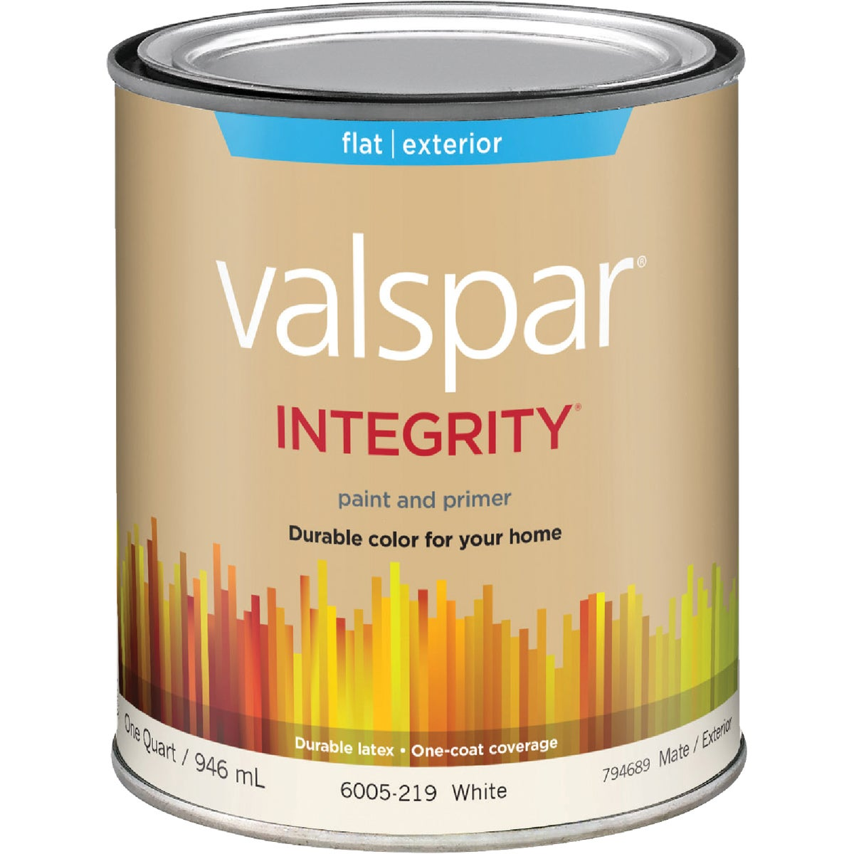EXT FLAT WHITE PAINT - 004.6005219.005 by Valspar Corp