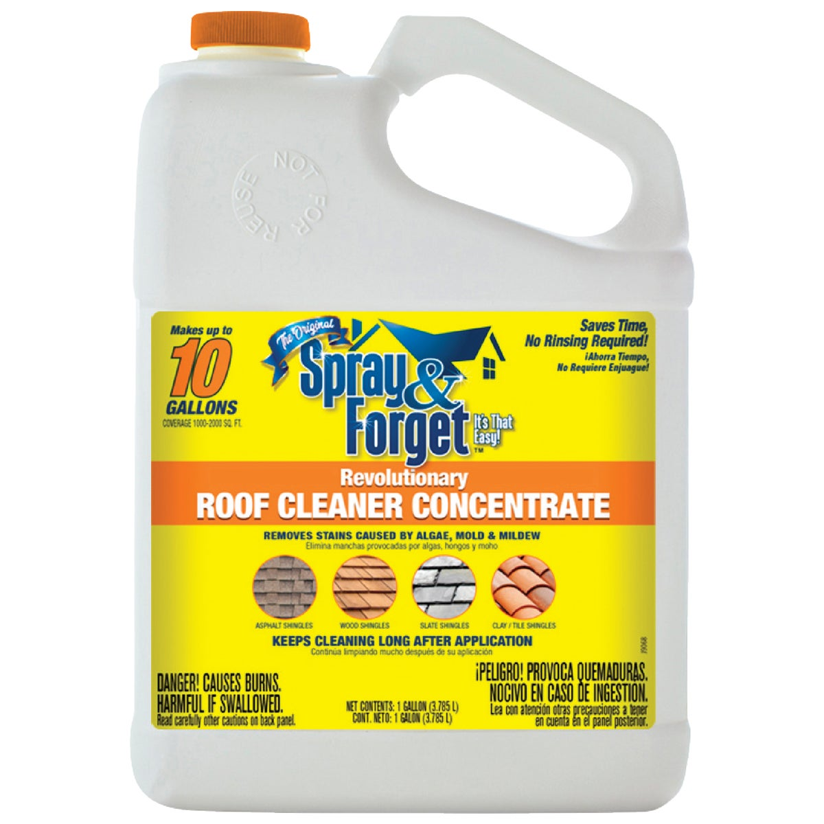 SPRAY & FORGET CLEANER - SF1G-J by Spray And Forget