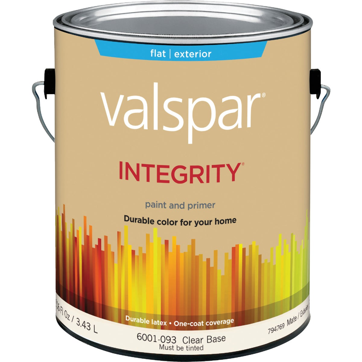EXT FLAT CLEAR BS PAINT - 004.6001093.007 by Valspar Corp