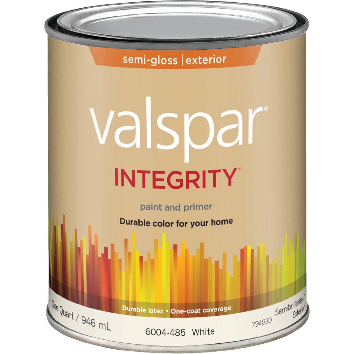 EXT S/G WHITE PAINT - 004.6004485.005 by Valspar Corp
