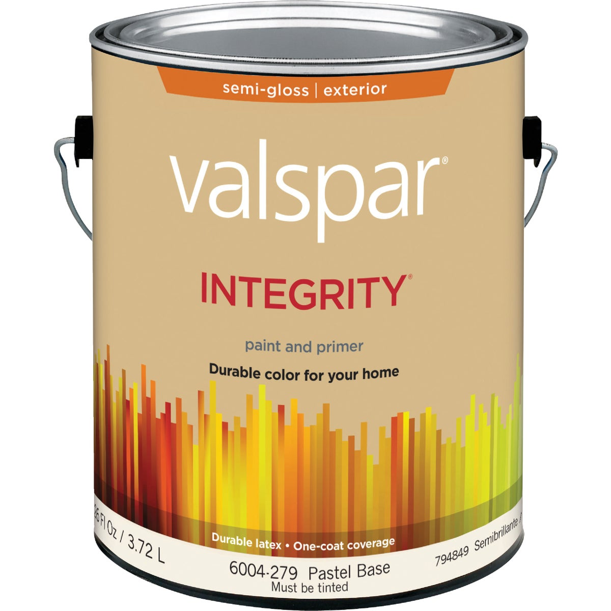 EXT S/G PASTEL BS PAINT - 004.6004279.007 by Valspar Corp