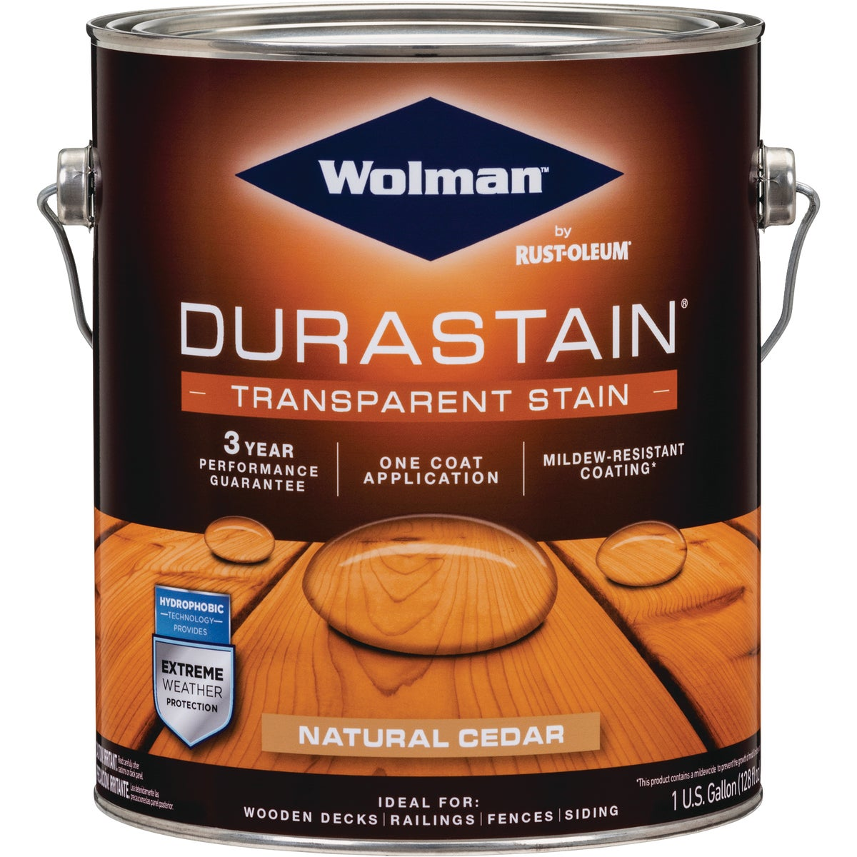 WOLMAN NATURAL RAIN COAT - 12356 by Rustoleum