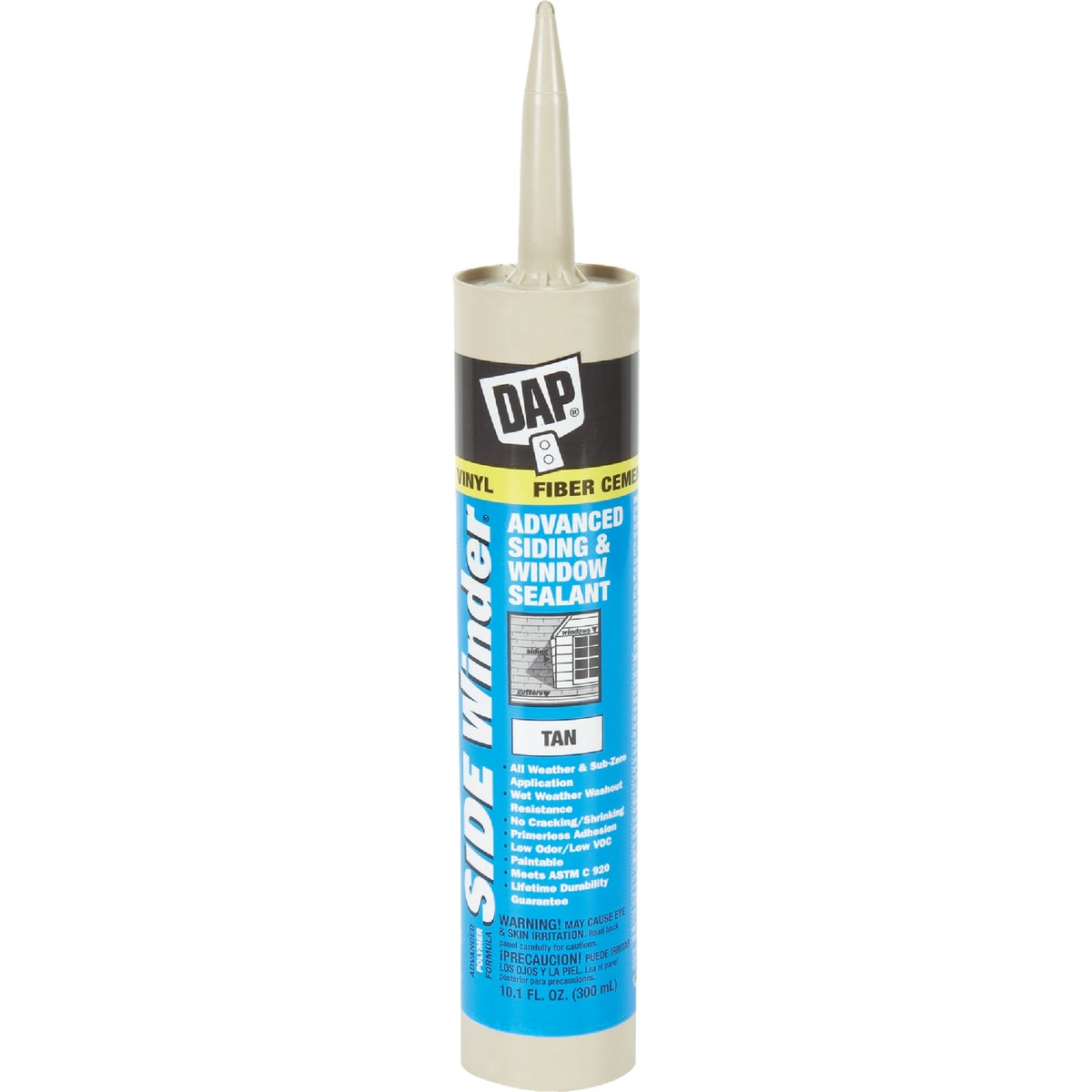 TAN SIDEWINDER SEALANT - 00810 by Dap Inc