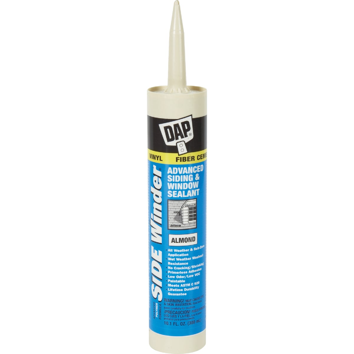 ALMOND SIDEWINDR SEALANT - 00813 by Dap Inc