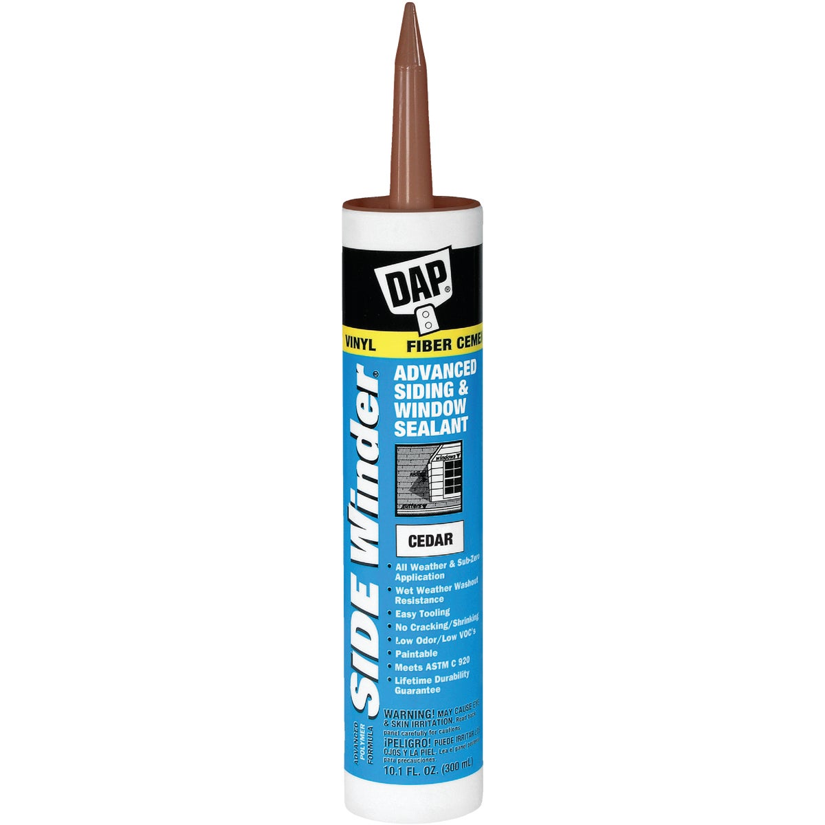CEDAR SIDEWINDER SEALANT - 00823 by Dap Inc