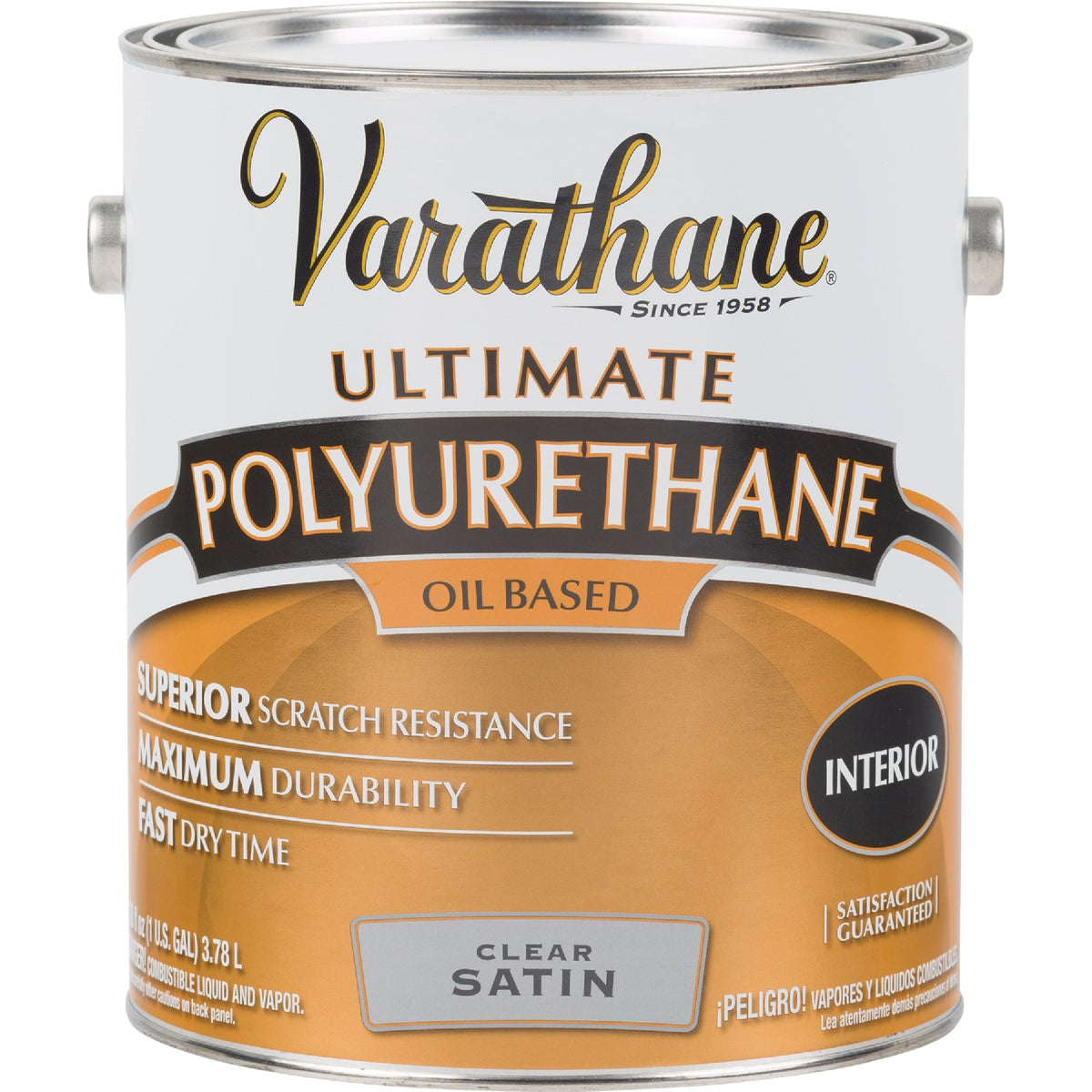 VOC SAT INT VARNISH - 9132 by Rustoleum