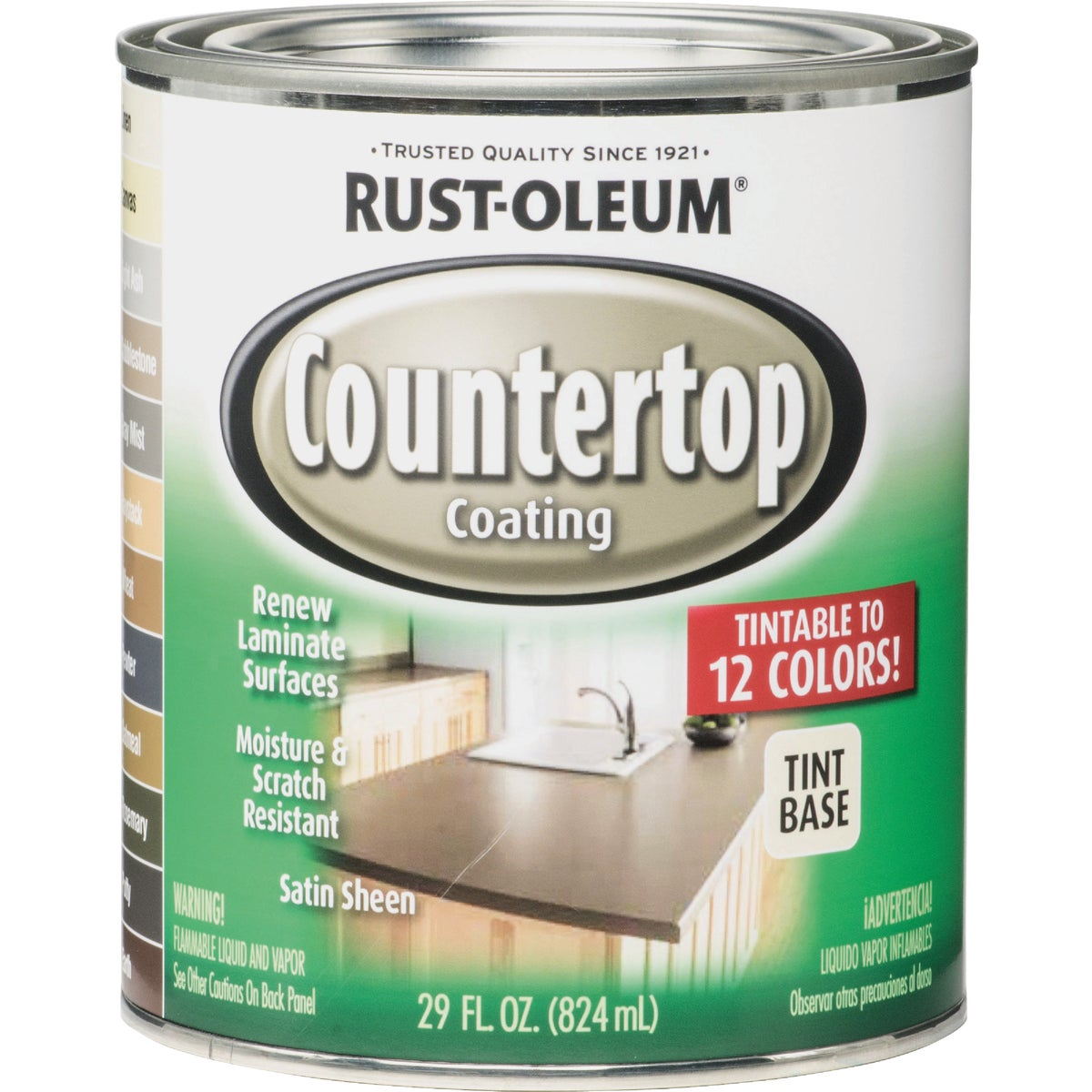 TINTBASE COUNTERTOP KIT - 246068 by Rustoleum