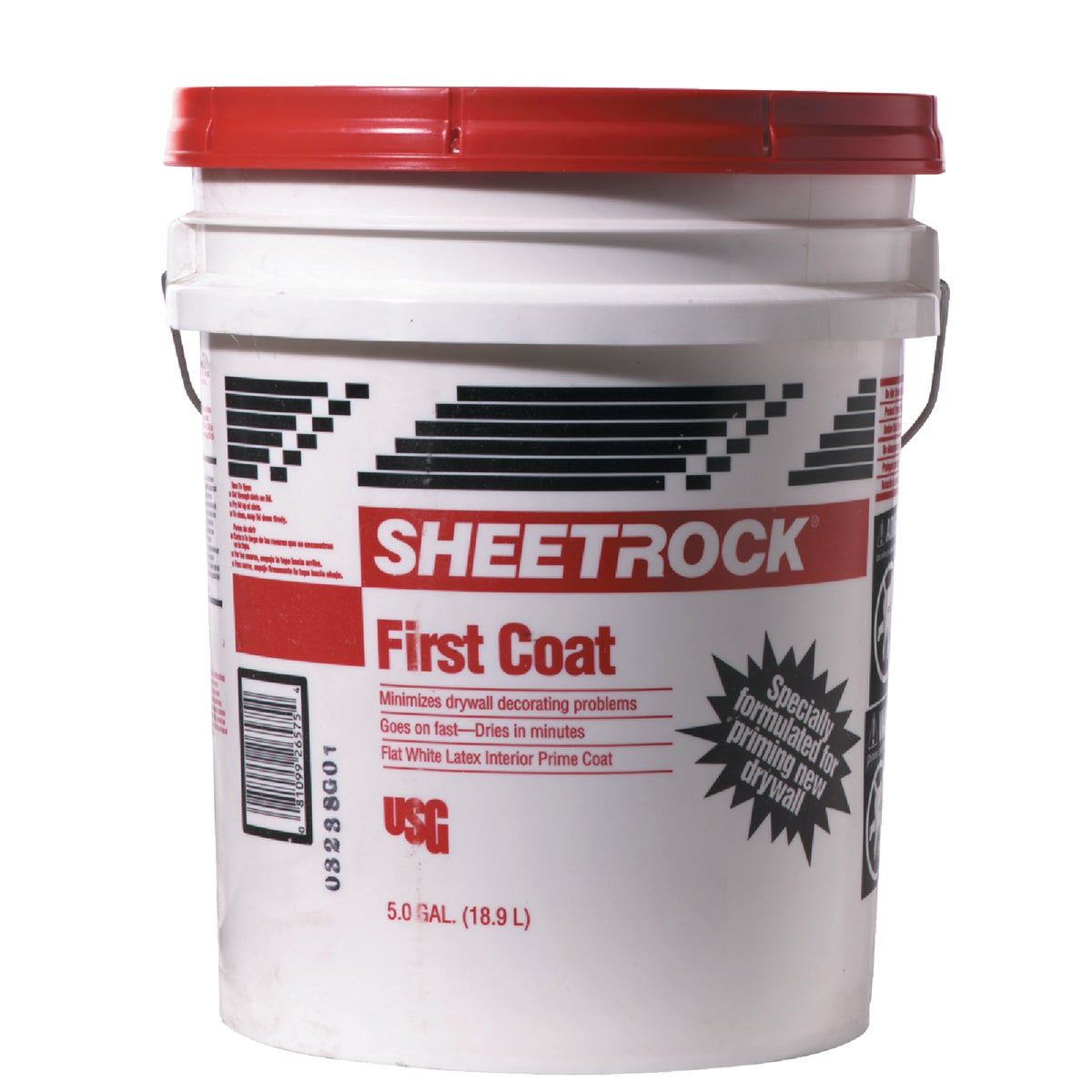 5GAL FIRST COAT PRIMER - 544822 by U S Gypsum
