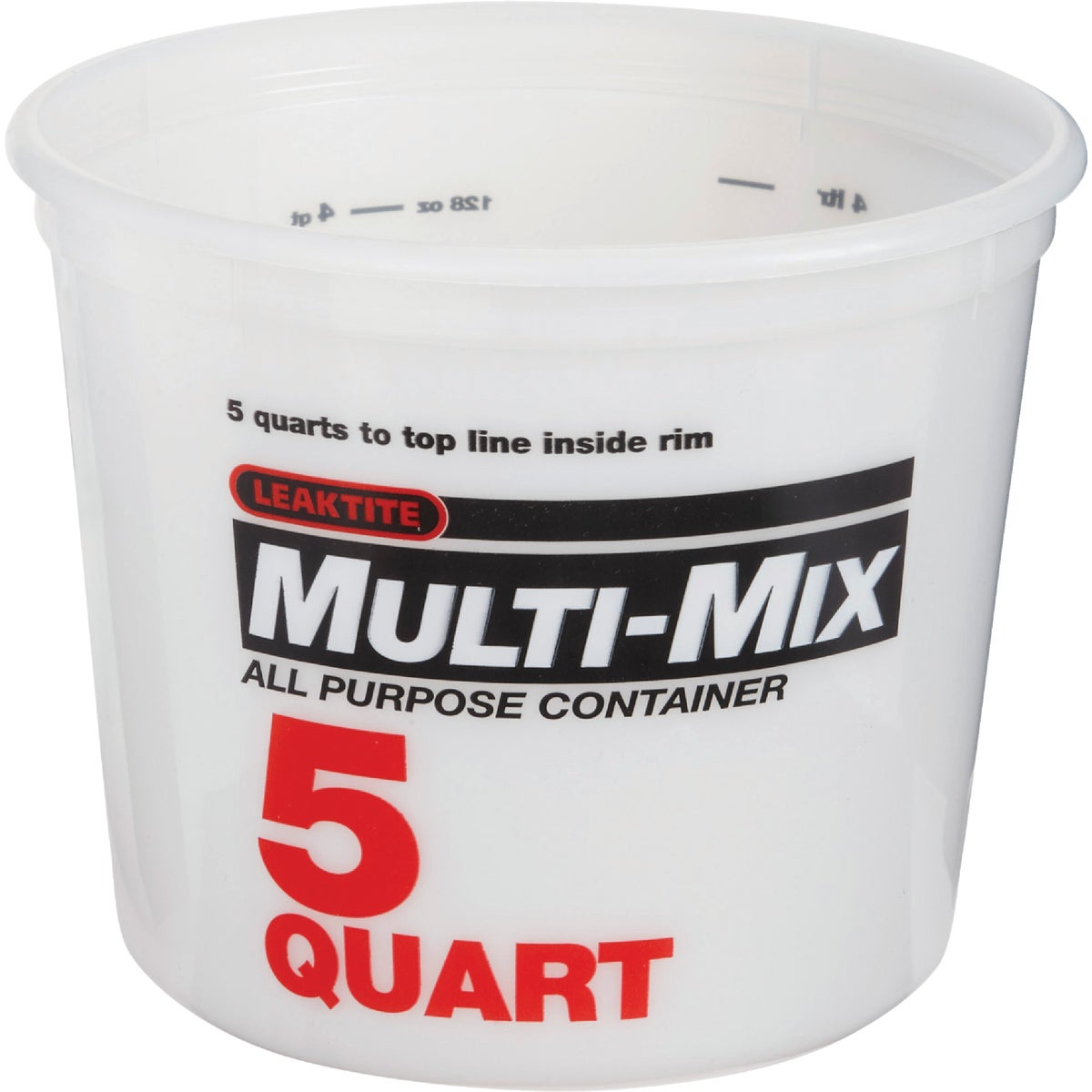 5QT MIXING CONTAINER - 10M3 by Leaktite Corporation