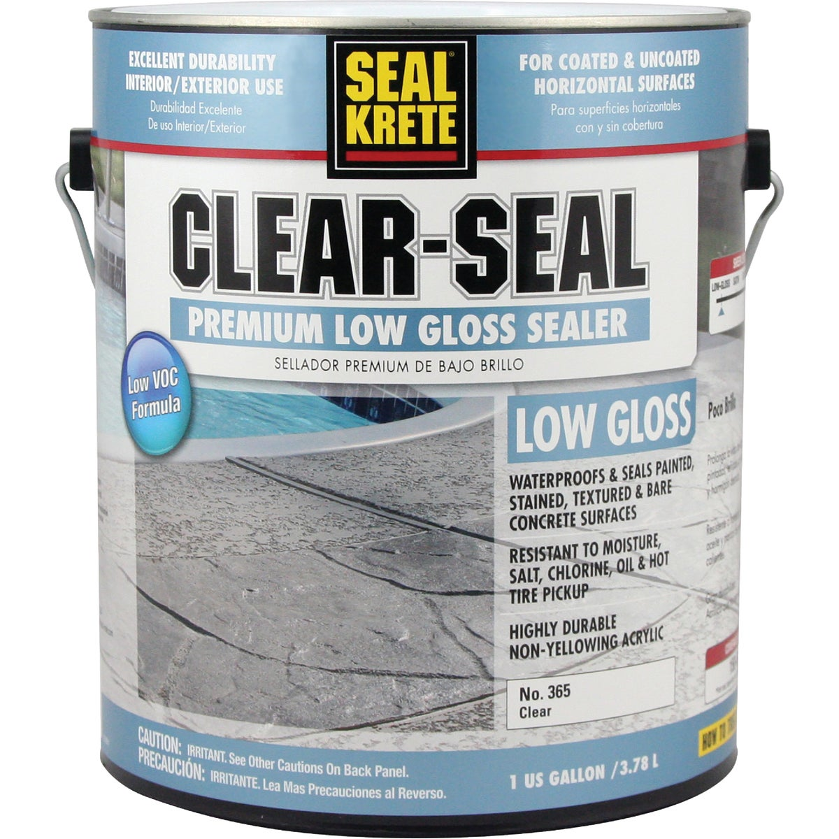 LVOC CLEAR SEALER - 365001 by Convenience Products