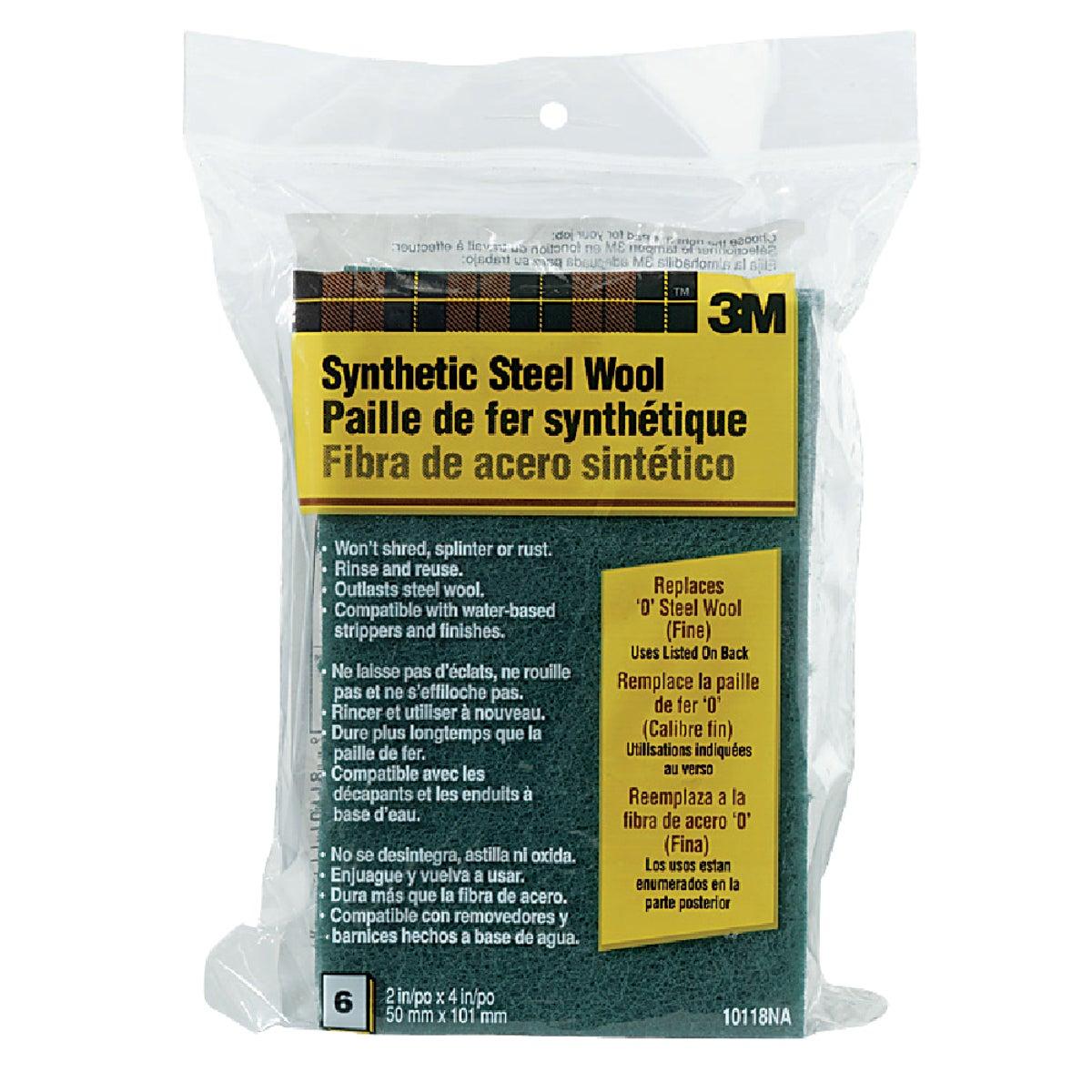 #0 Synthetic Steel Wool