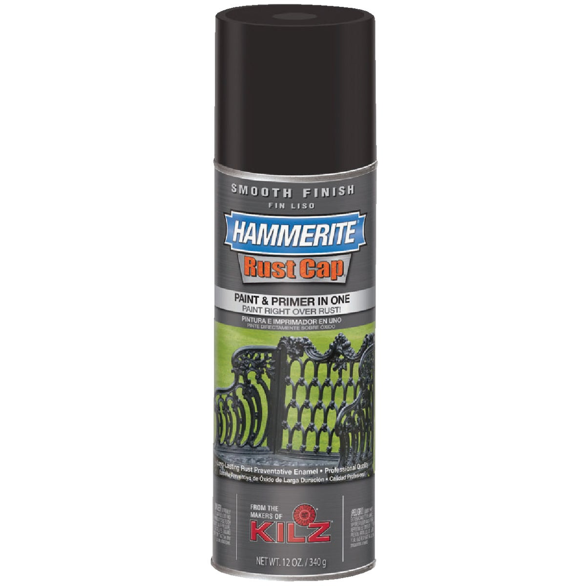 GLS BLK SMTH SPRAY PAINT - 42240 by Masterchem