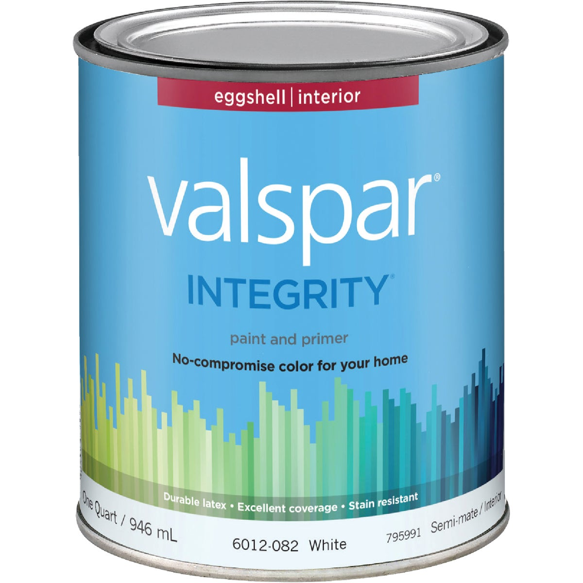 INT EGG WHITE PAINT - 004.6012082.005 by Valspar Corp