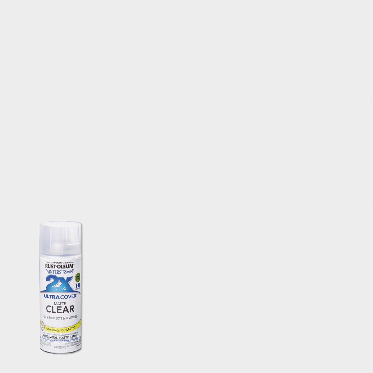 MATTE CLEAR SPRAY PAINT - 249087 by Rustoleum