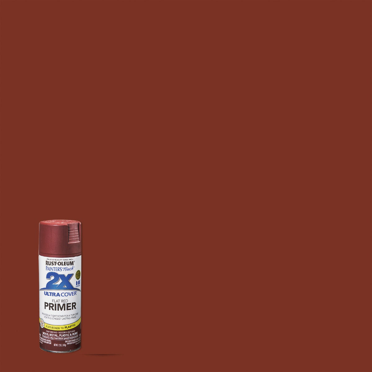 ALKYD RED SPRAY PRIMER - 249086 by Rustoleum
