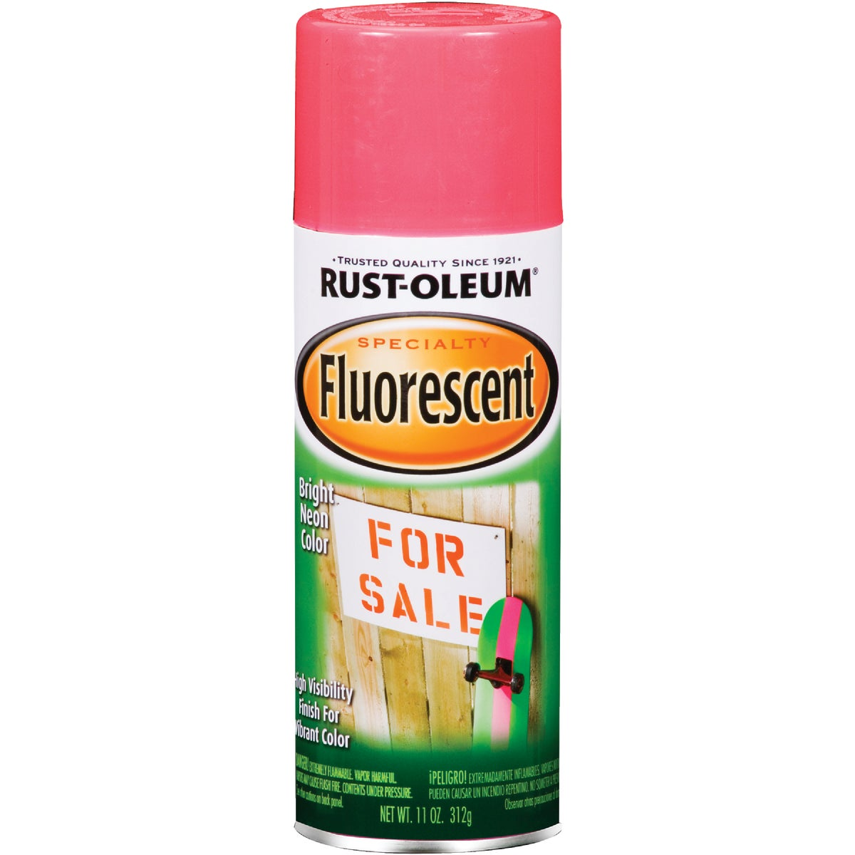 FLRSCNT PINK SPRAY PAINT - 1959-830 by Rustoleum