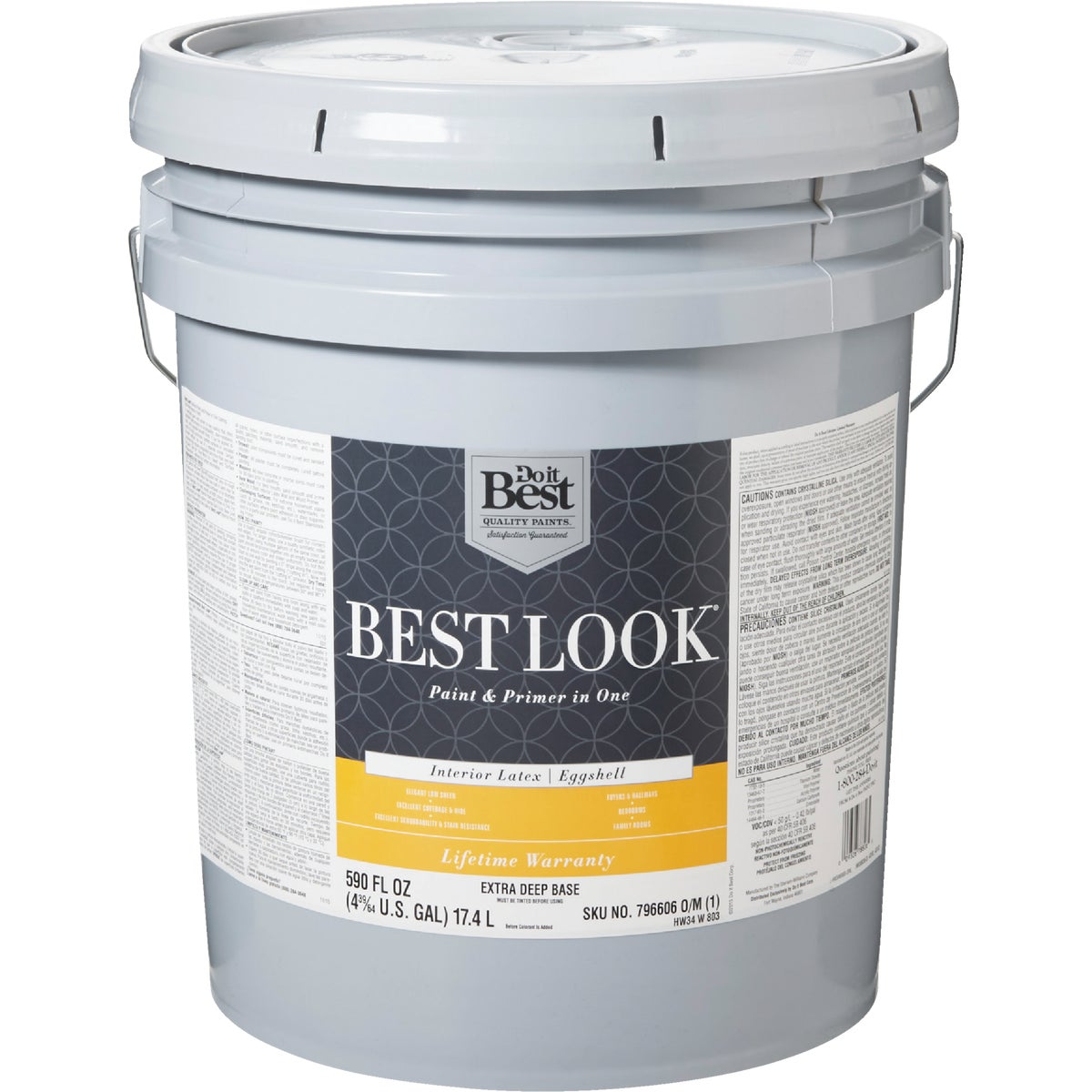 INT EGG EX DEEP BS PAINT - HW34W0803-20 by Do it Best