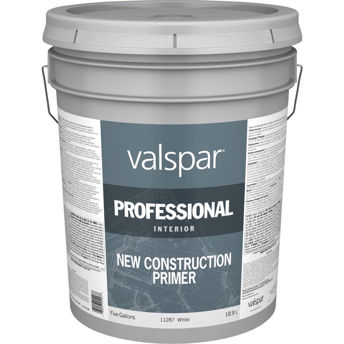 INT CONSTRUCTION PRIMER - 045.0011287.008 by Valspar Corp
