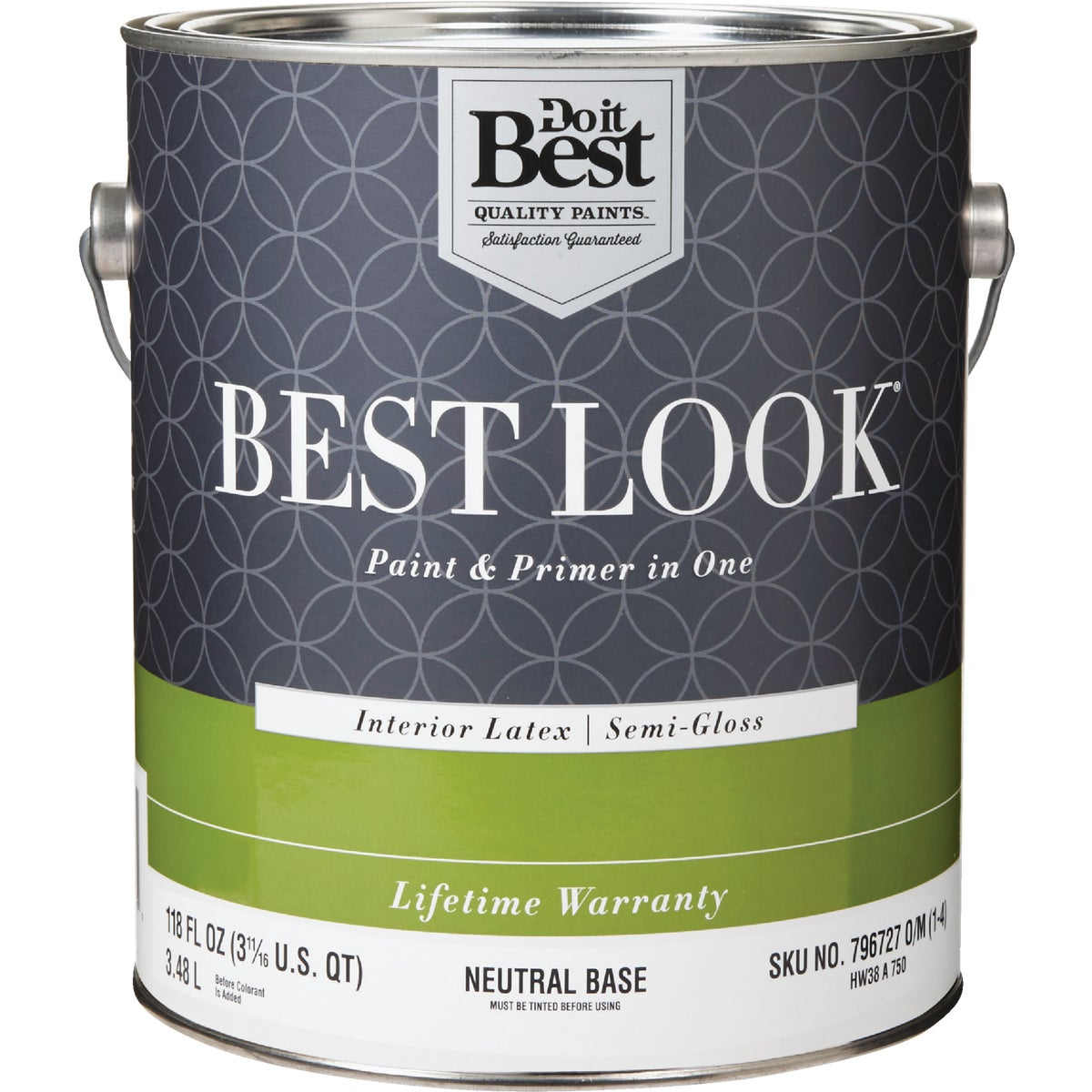INT S/G NEUTRAL BS PAINT - HW38A0750-16 by Do it Best