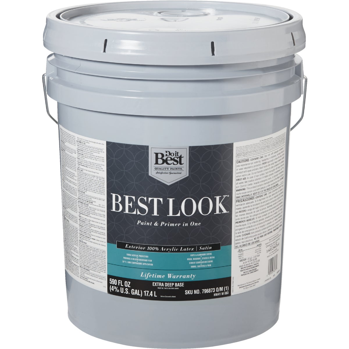 EXT SAT EX DEEP BS PAINT - HW41W0803-20 by Do it Best