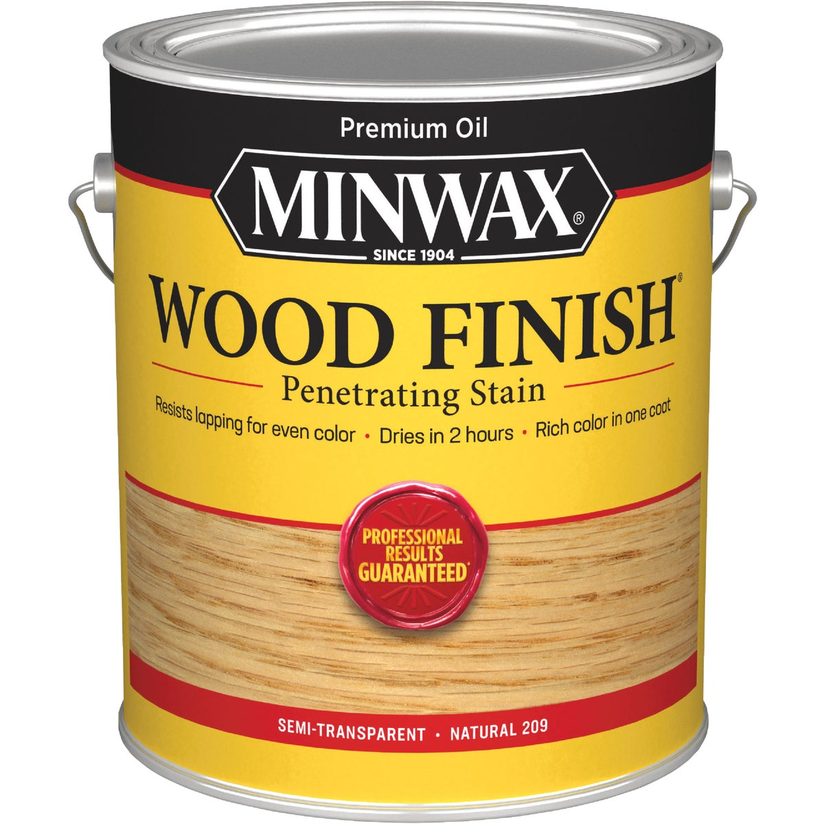 NATURAL WOOD STAIN - 71000 by Minwax Company