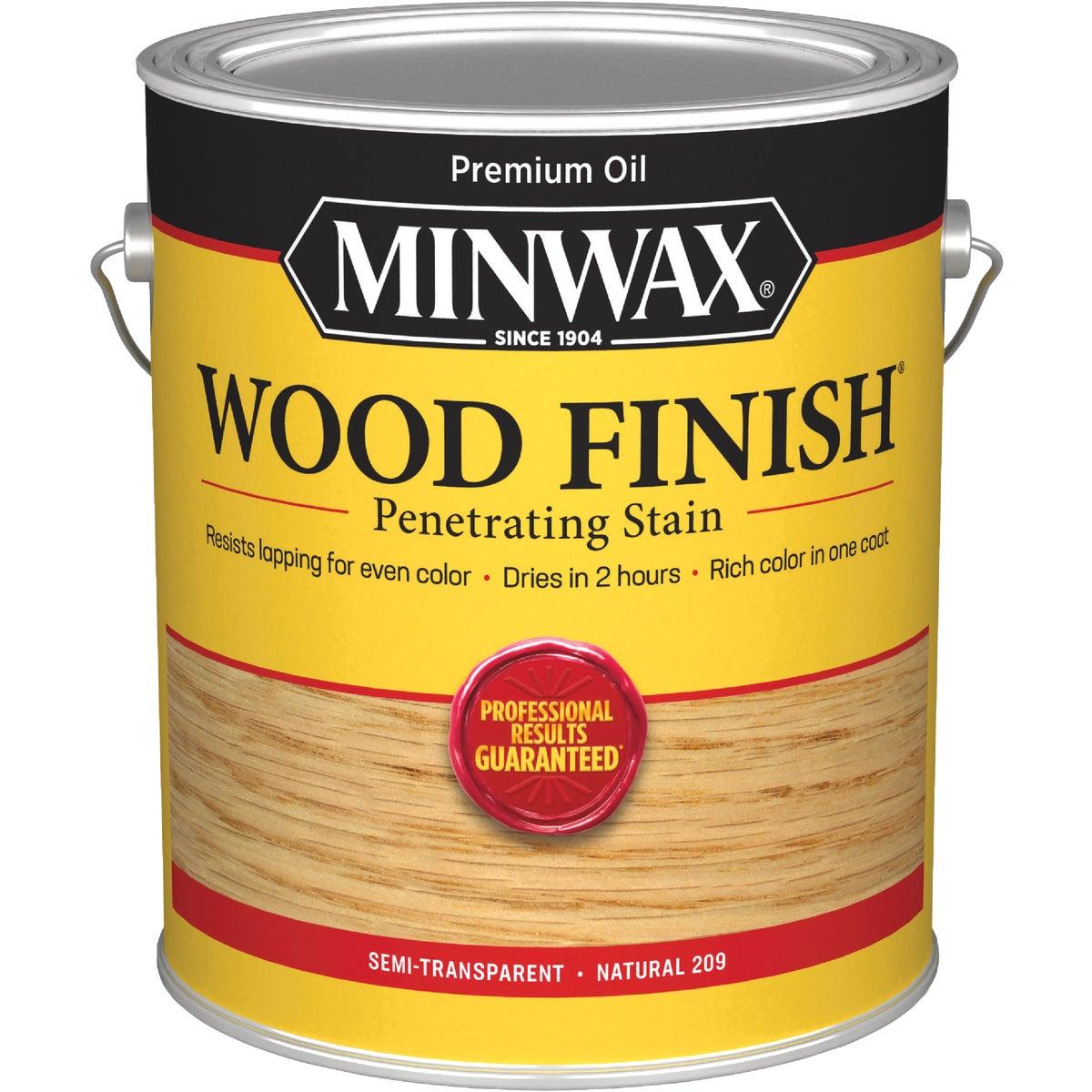 Minwax 71000000 Wood Finish, 1 gallon, Natural