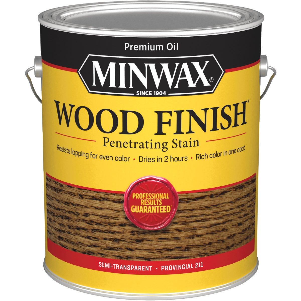 Minwax 71002000 Wood Finish, 1 gallon, Provincial