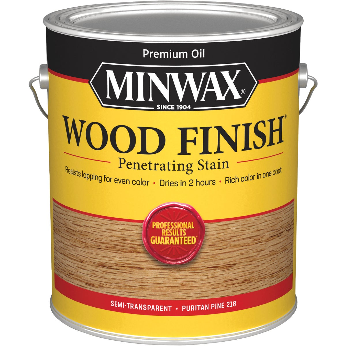 PURITAN PINE WOOD STAIN - 71003 by Minwax Company