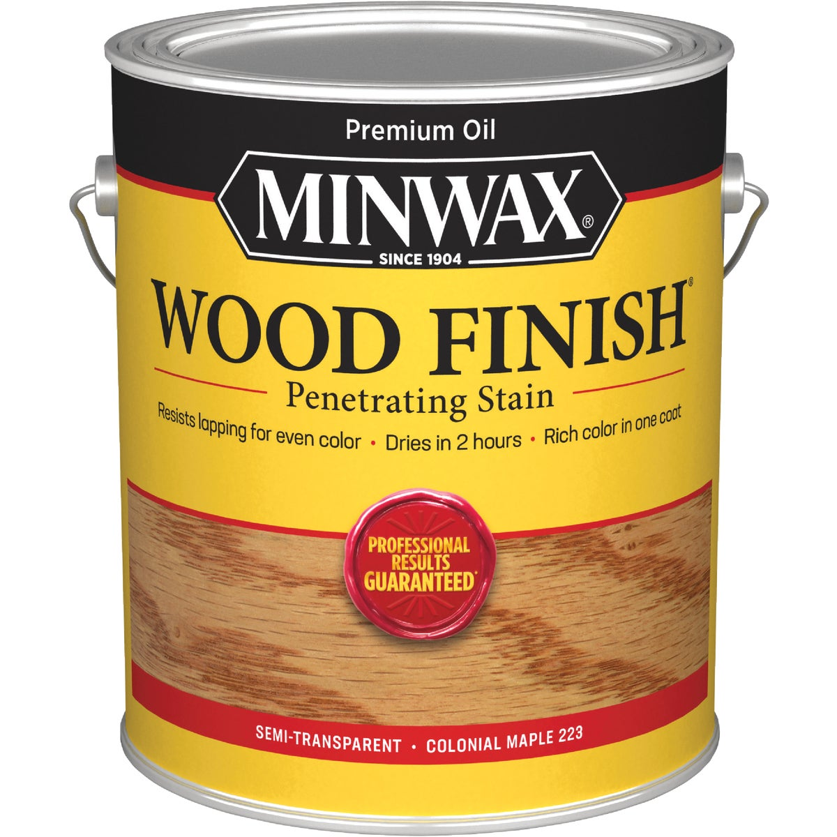 COLNL MAPLE WOOD STAIN - 71005 by Minwax Company