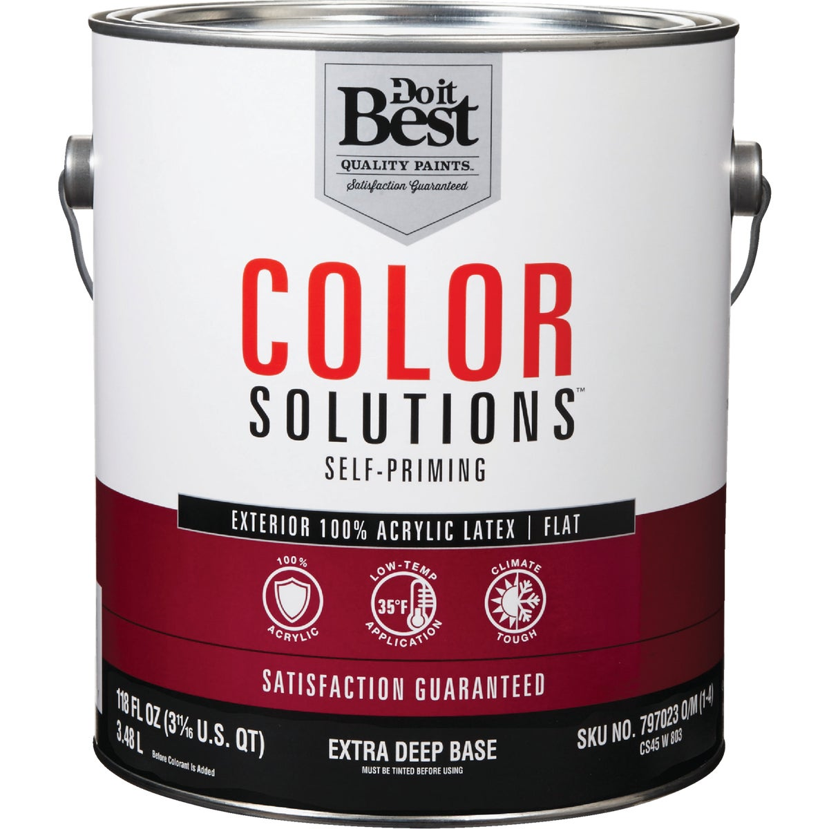 EXT FLT EX DEEP BS PAINT