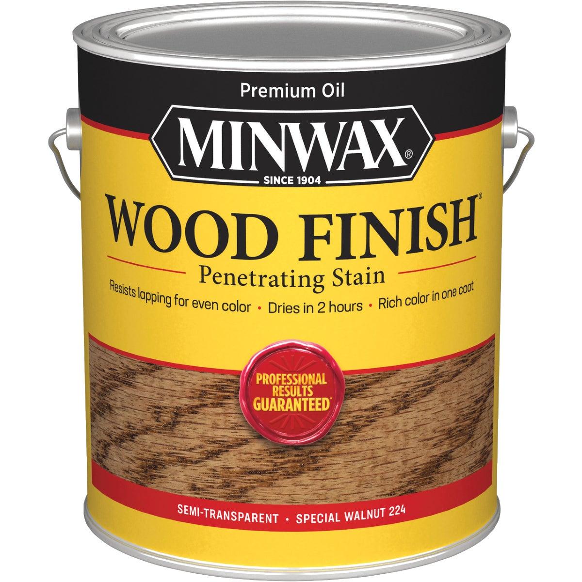 Minwax 71006000 Wood Finish, 1 gallon, Special Walnut